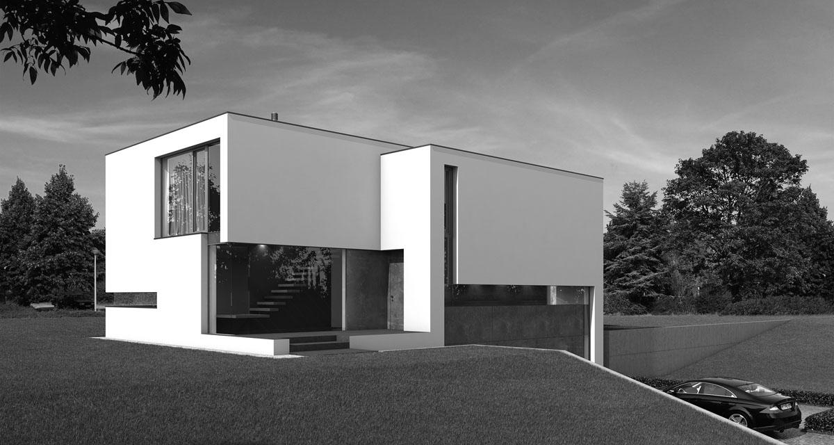 moderne Architektur der Oberpfalz