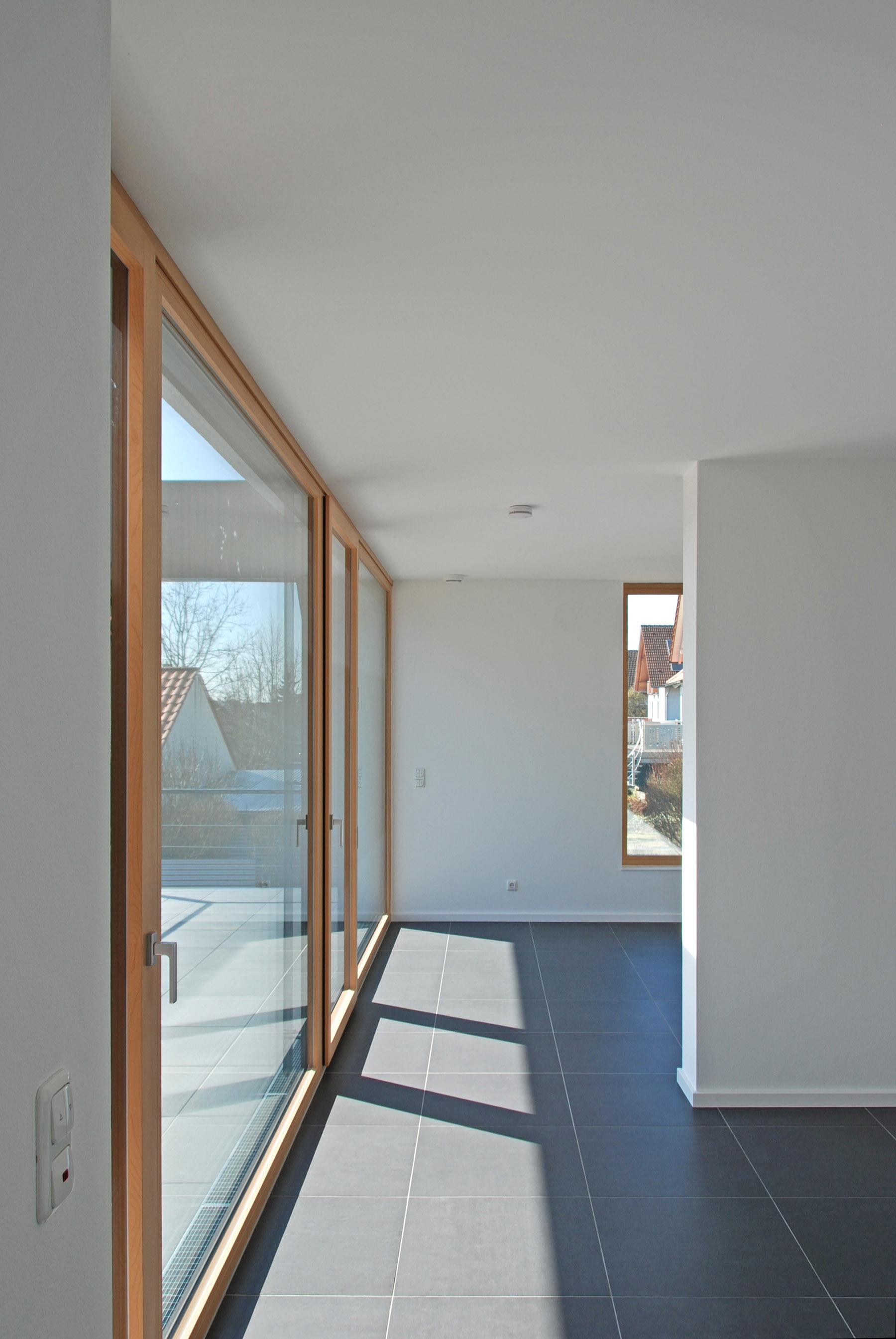 Innenarchitektur Fensterfront Beste Wahl Ziegelleite Bild 2