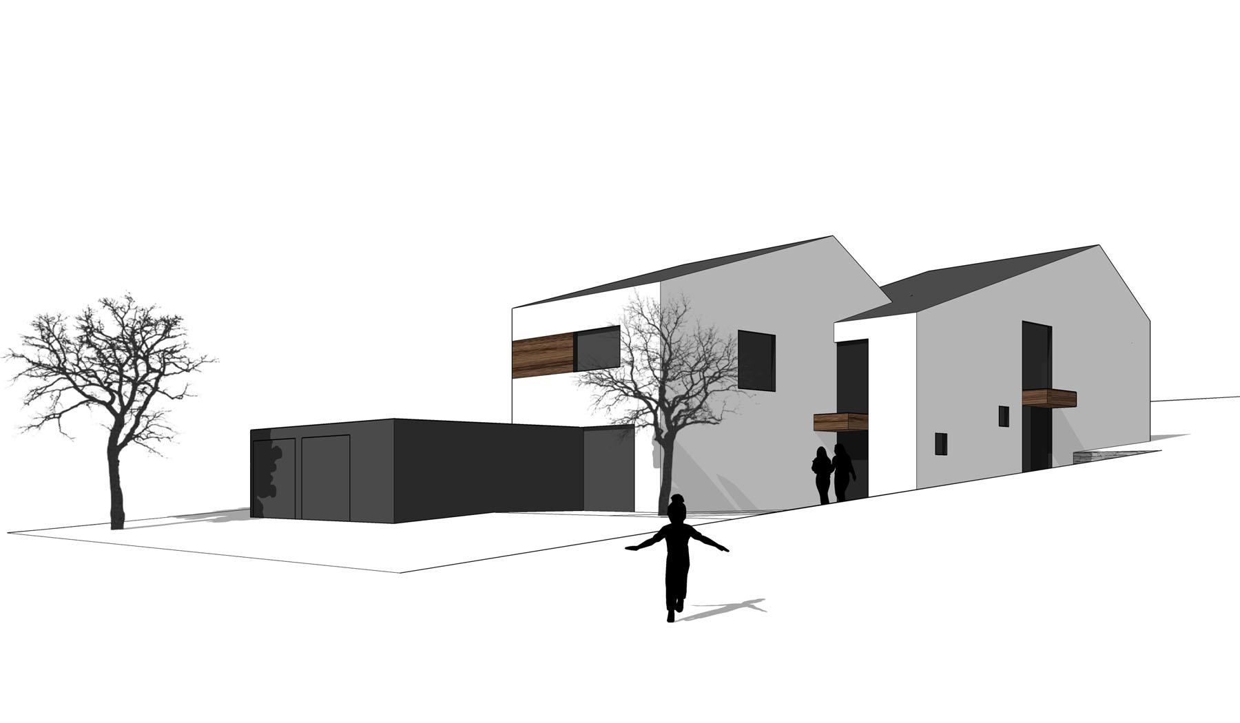 Doppelhaus Neuhaus II