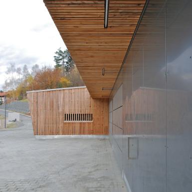 Betriebshof KZ Gedenkstätt Flossenbürg Bild 3