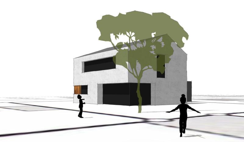 Neubau Wohnhaus in Weiden