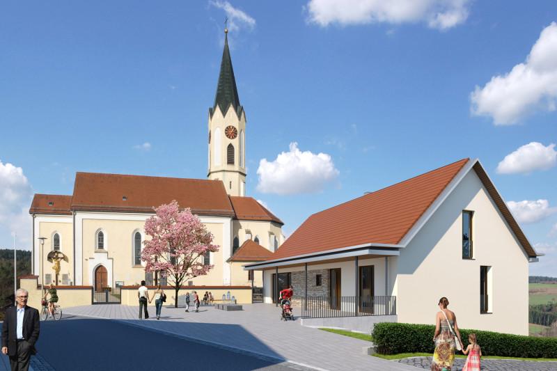 Pfarr- und Jugendheim St. Vitus