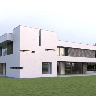 Villa I Projektbild